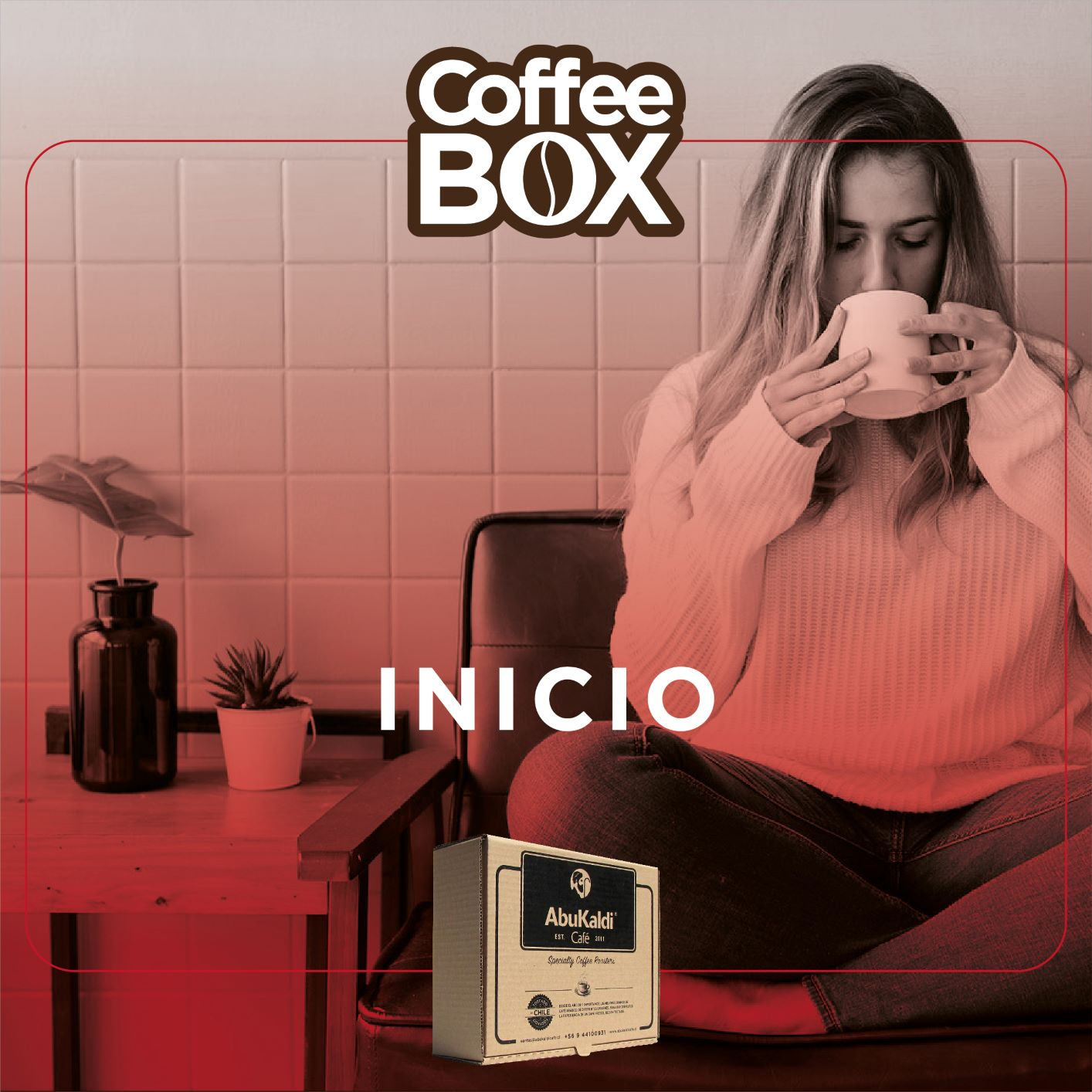 Coffee Box Inicio