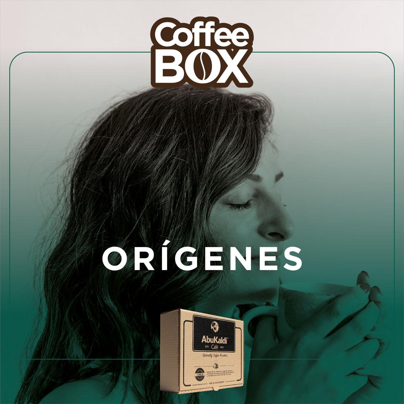 Coffe Box Orígenes
