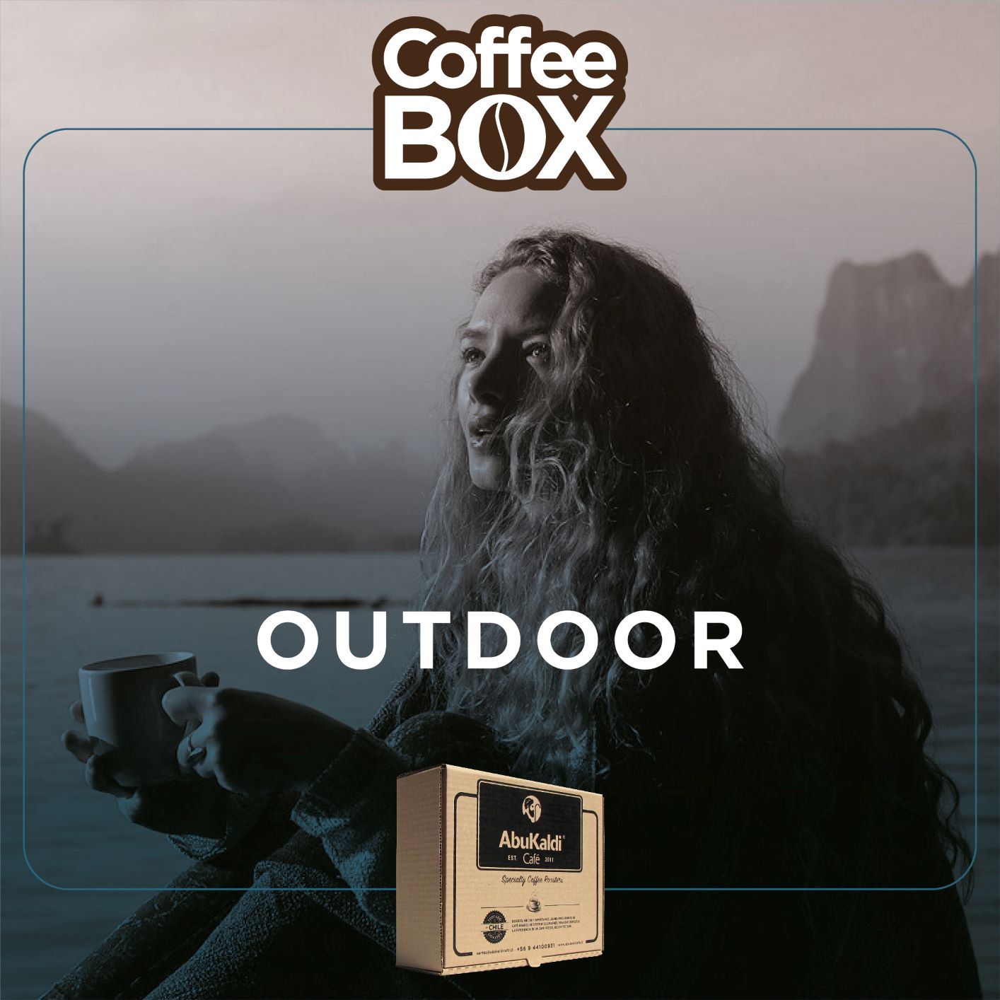 Coffee Box Outdoor