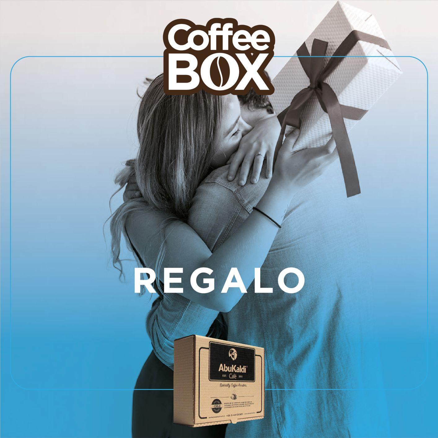 Coffee Box Regalo