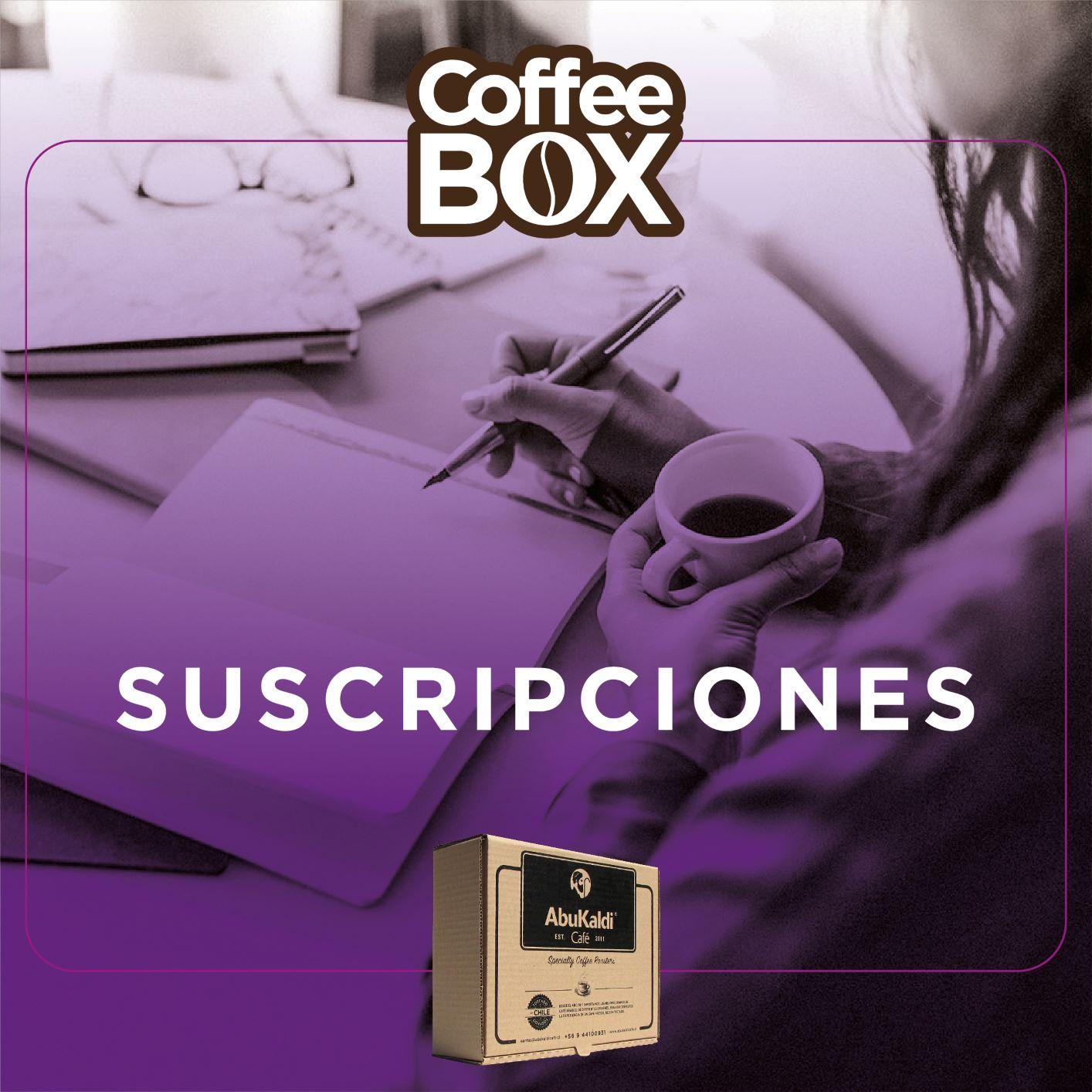 Coffee Box Suscripciones