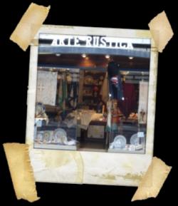Shop at Rua Aurea, Lisbon