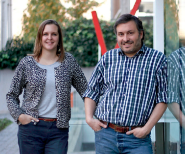 Andrea Boudeguer y Nicolás Li Calzi, Directores de BAU Accesibilidad