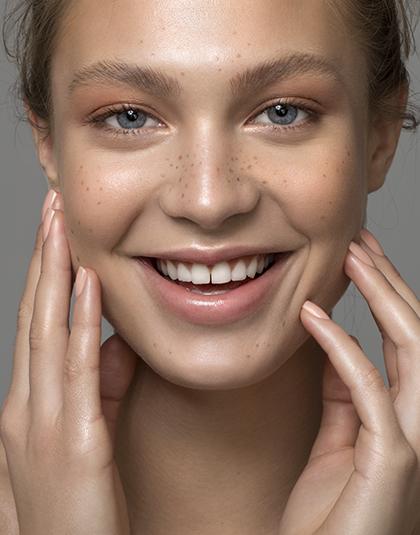 Meline: tratamiento para eliminar las manchas de la piel