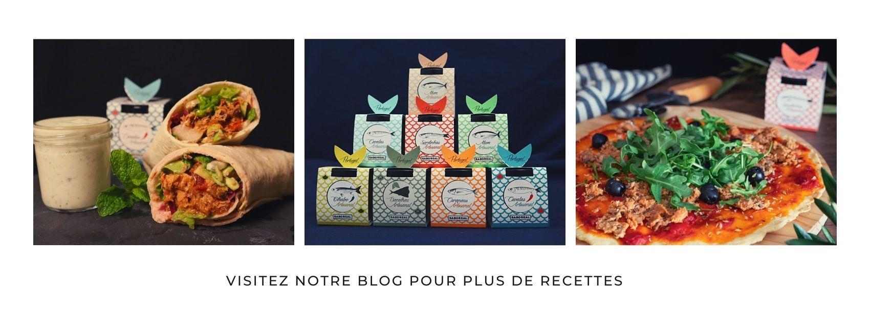 Découvrez des recettes inspirantes sur notre blog pour utiliser les produits Saboreal. Petiscadas, Familiares Saboreal,...