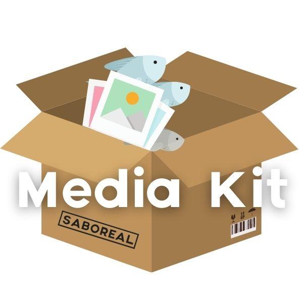 Media Kit Saboreal Download