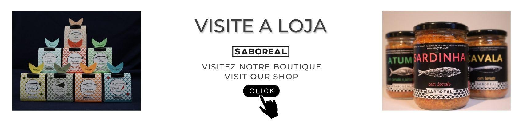 Batata Recheada com Atum à Algarvia - Visite a loja Saboreal para comprar as melhores conservas produzidas em Portugal.
