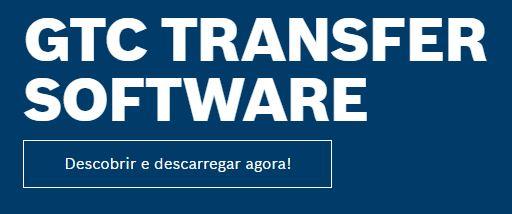 Descarregar gratuitamente o GTC Transfer Software