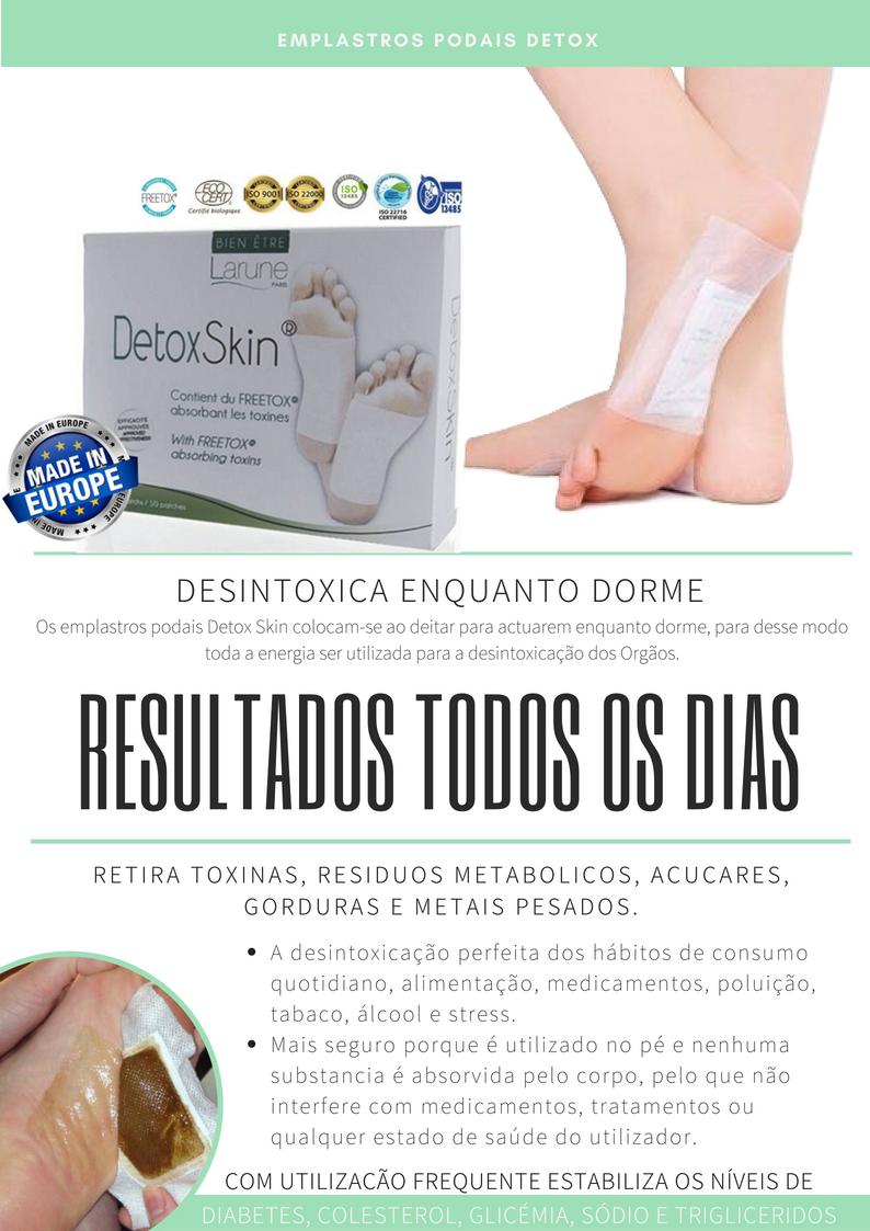 Catalogo detoxskin Portugues
