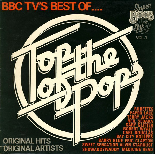 bbc top of the pops