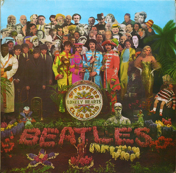 The Beatles - Sgt. Pepper´s Lonely Hearts Club Band (1967)