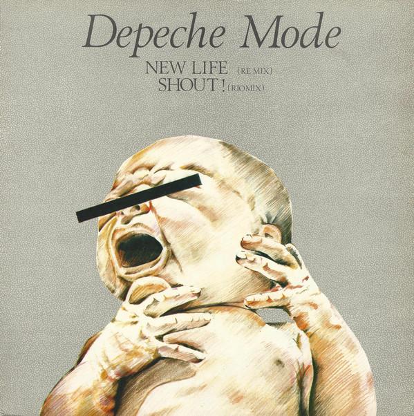 Depeche Mode - New Light (Remix) / Shout (1981)