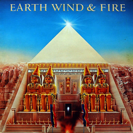 Earth, Wind & Fire - All ´n All (1977)