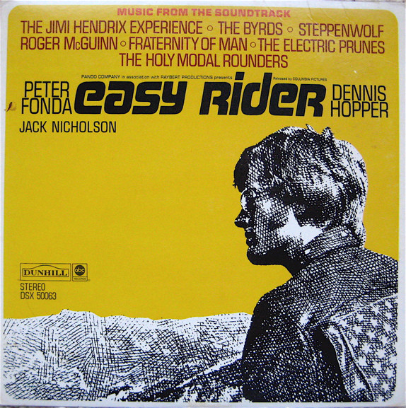 Easy Rider - Music From The Soundtrack (1969)