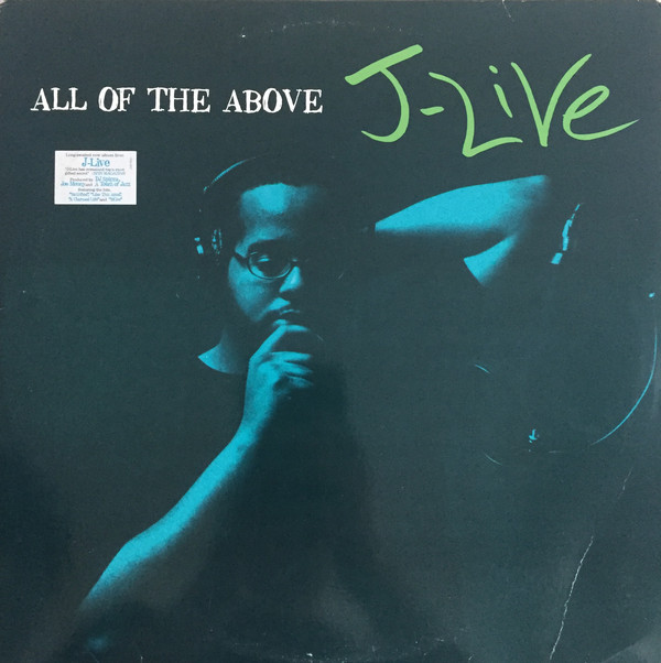 J-Live - All Of The Above (2002)