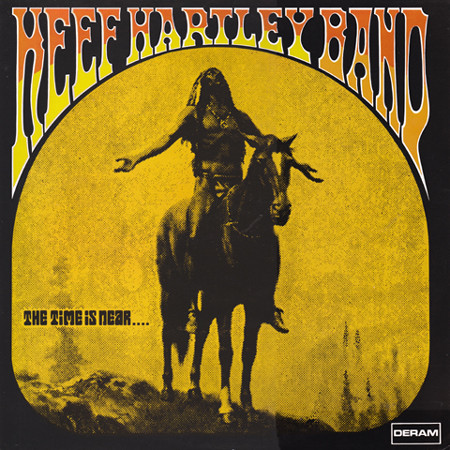 Keef Hartley Band - The Time Is Near (1970)