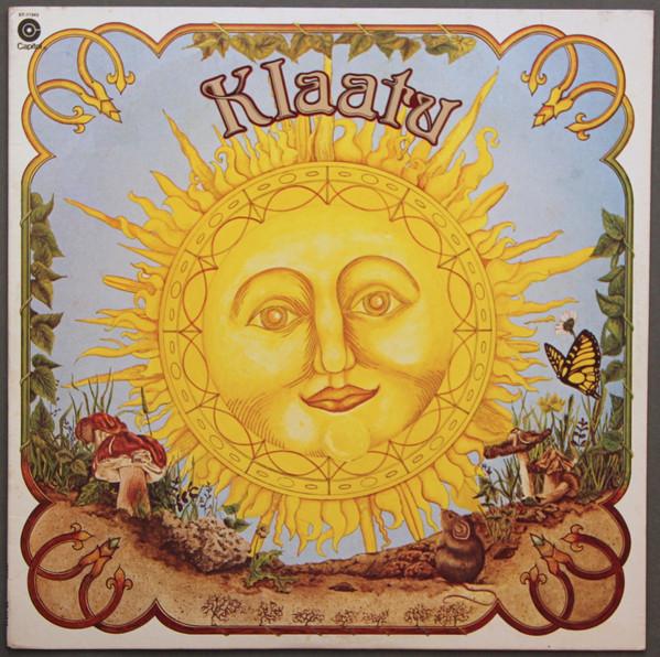 Klaatu - Klaatu (1976)