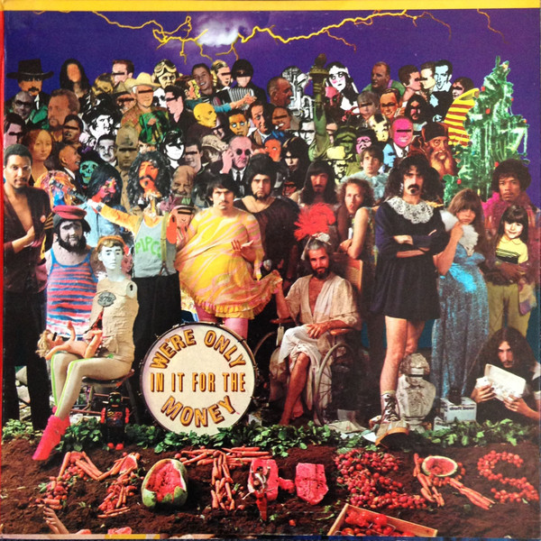 The Mothers Of Invention - We´re Only In It For The Money (1968)