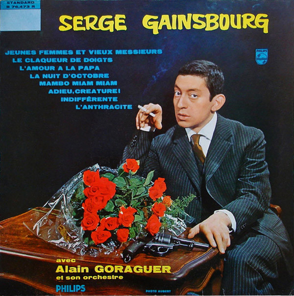 Serge Gainsbourg - No. 2 (1959)