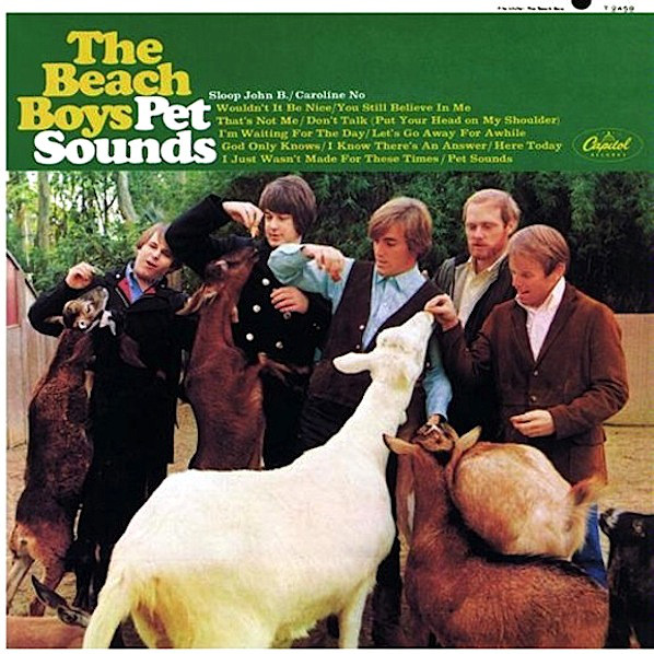The Beach Boys - Pet Sounds (1966)