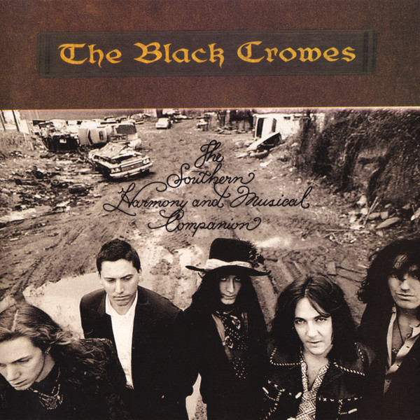 The Black Crowes - The Southern Harmony And Musical Companion (1992)