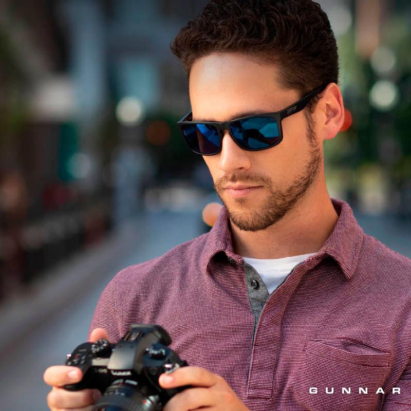 lentes de sol para ver bien la pantalla del teléfono