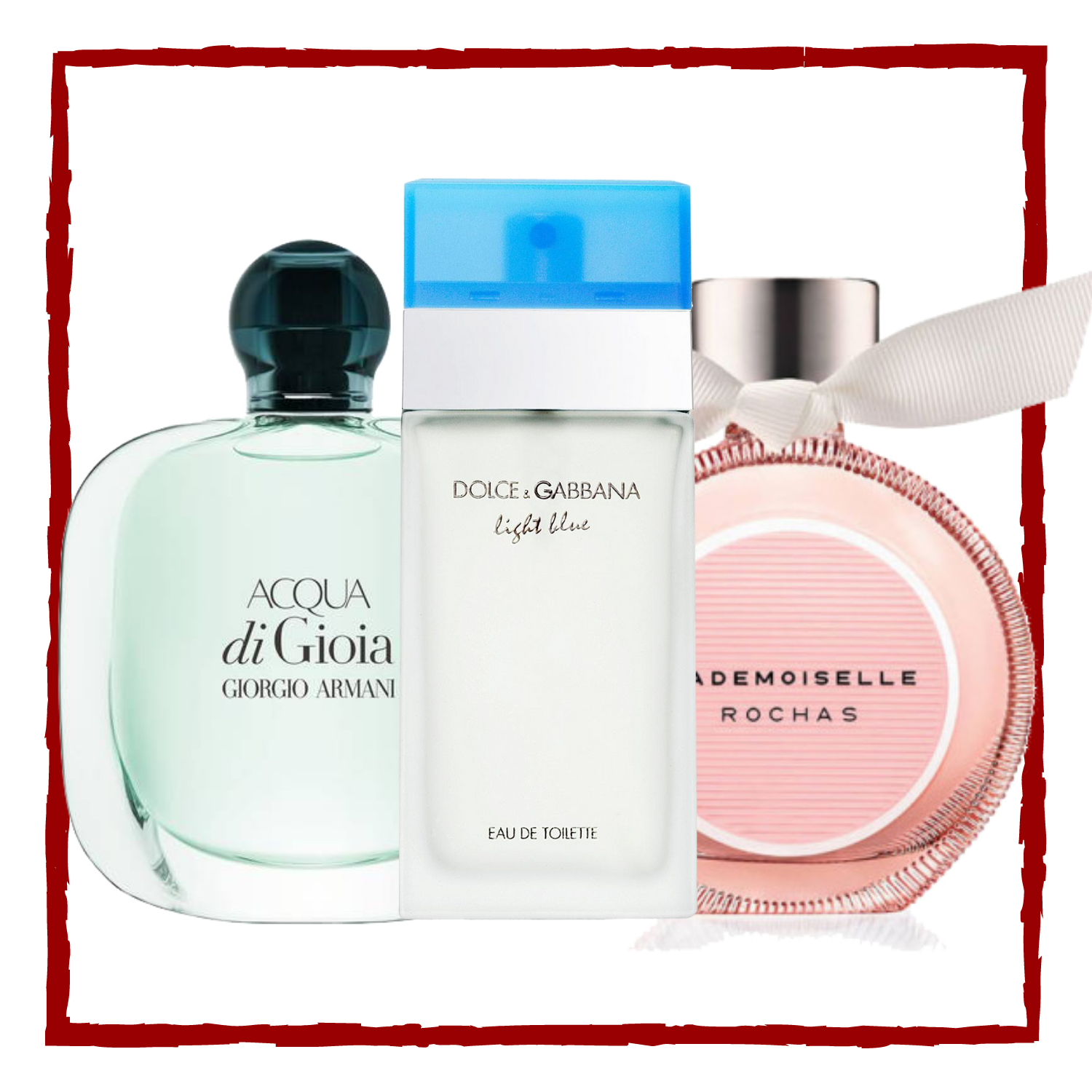 Top 3 female perfumes for this summer 2019