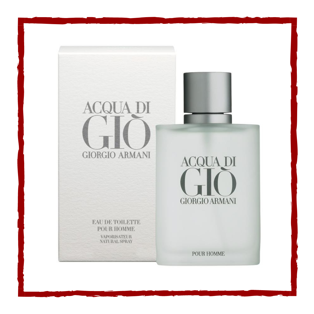 Acqua di Gio Perfume Review