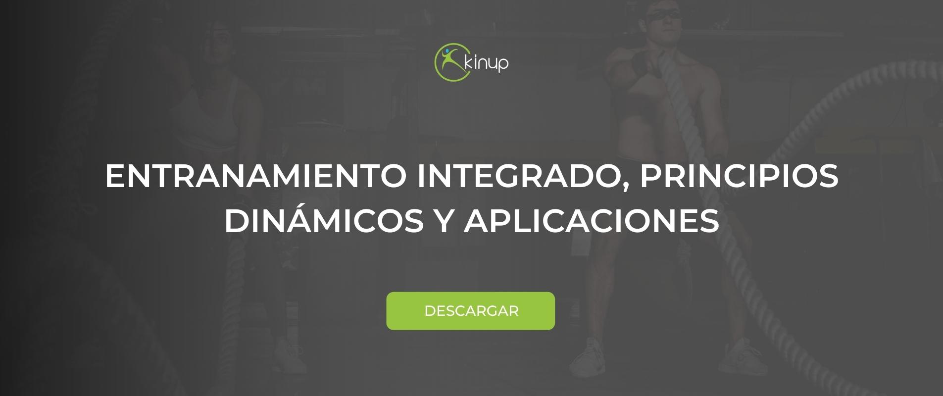 Entrenamiento integrado, principios dinámicos y aplicaciones