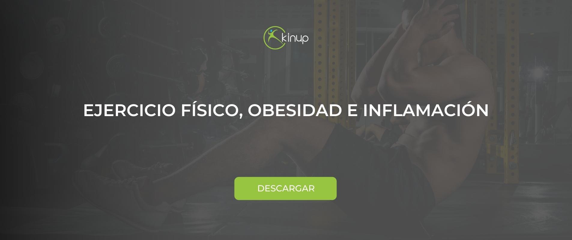 Ejercicio físico, obesidad e inflamación