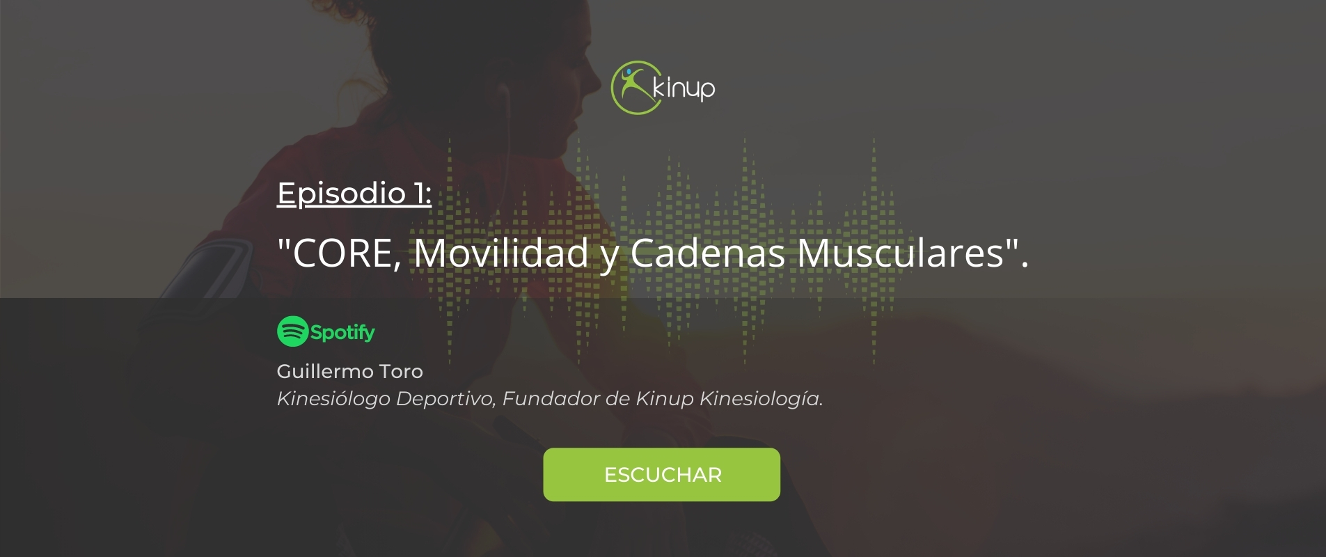 Podcast - Core, Movilidad y Cadenas Musculares