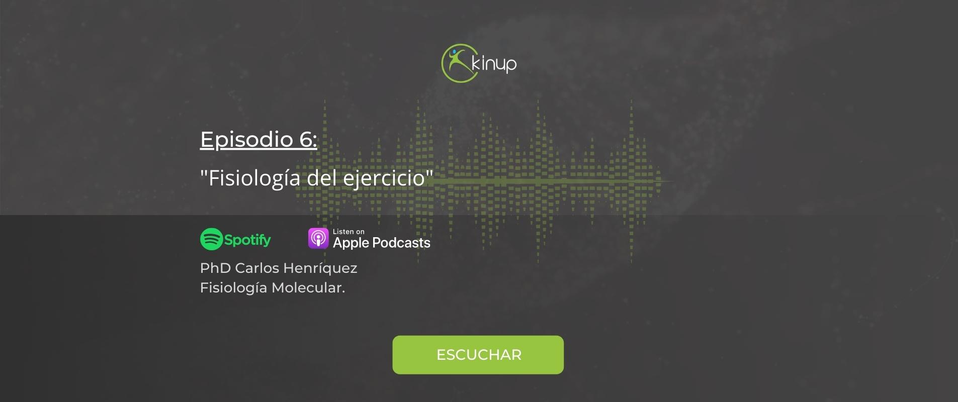 Podcast - Fisiología del Ejercicio