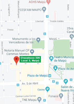Sucursal Maipú