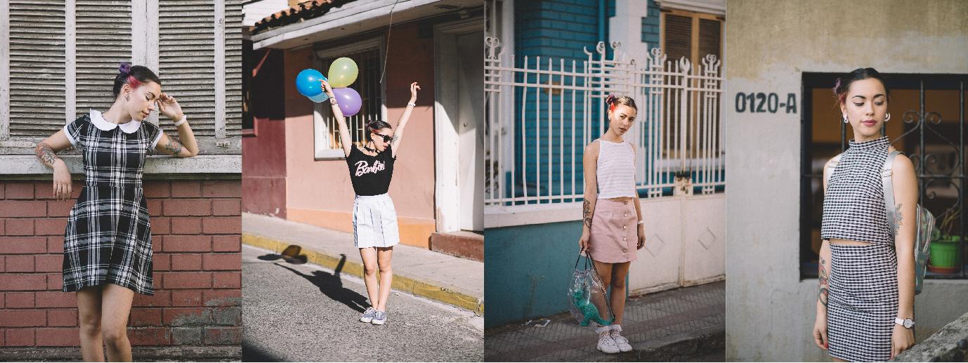 """Colección """"Sweet & Cute"""" SS 2016"""