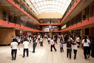 Fundación Belen Educa con Ubiquiti