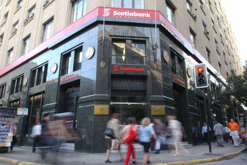 Netkey Panduit en Redes Scotiabank