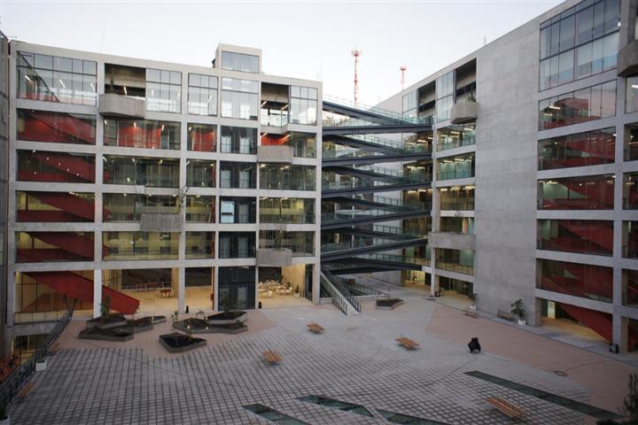 Panduit en Universidad Andrés Bello