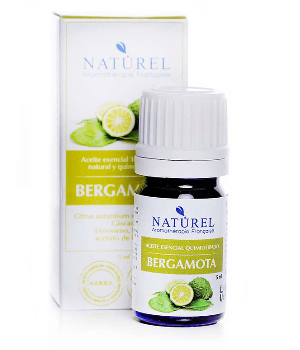aceite natural de bergamota