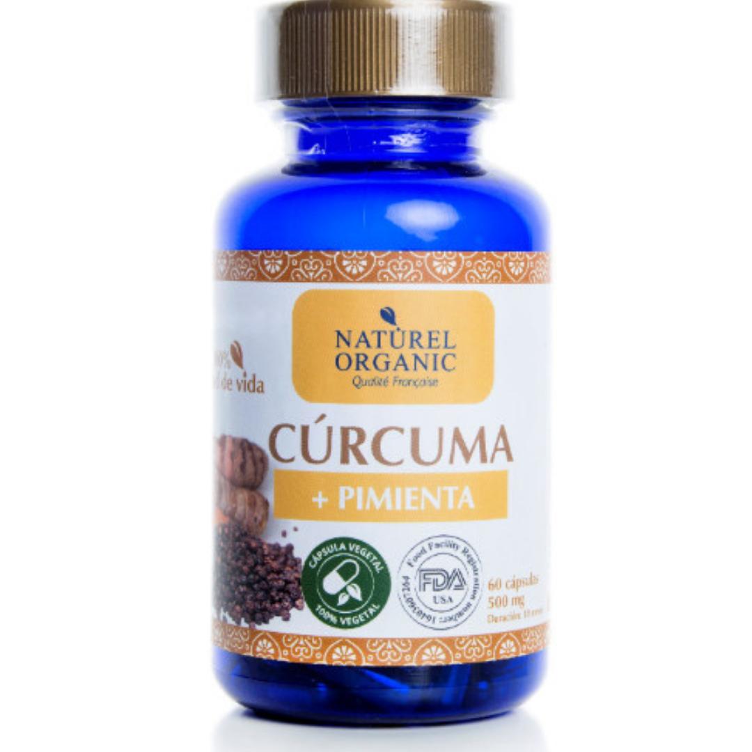 Curcuma orgánica