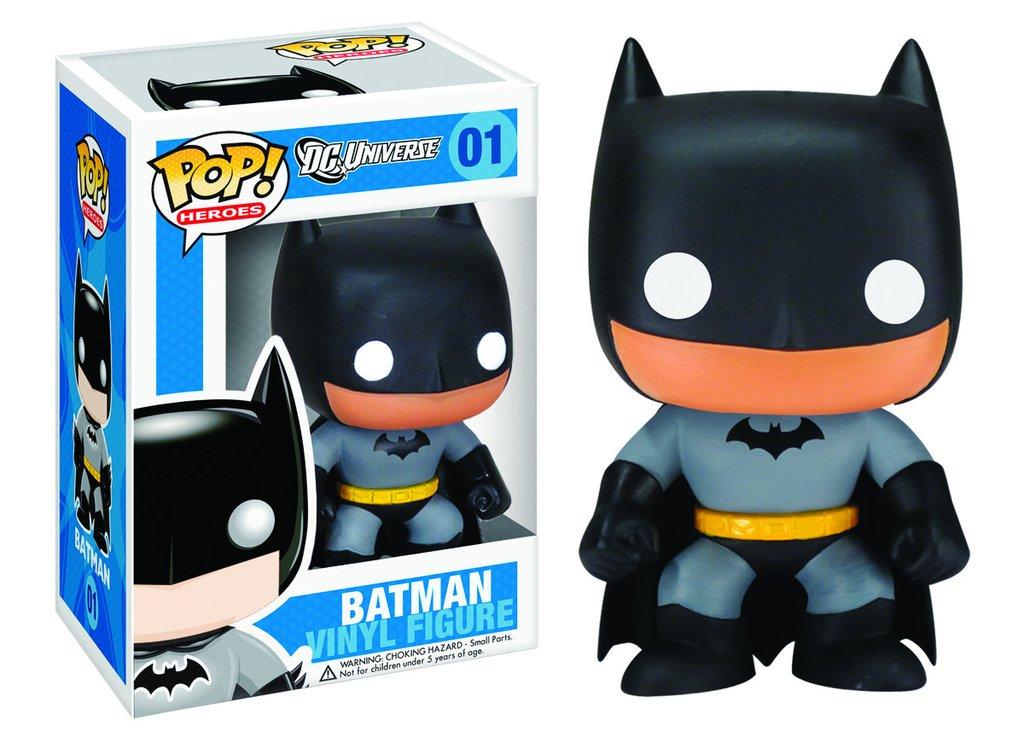 Funko Pop Batman 01