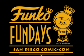 Funko Fundays San Diego Comic Con
