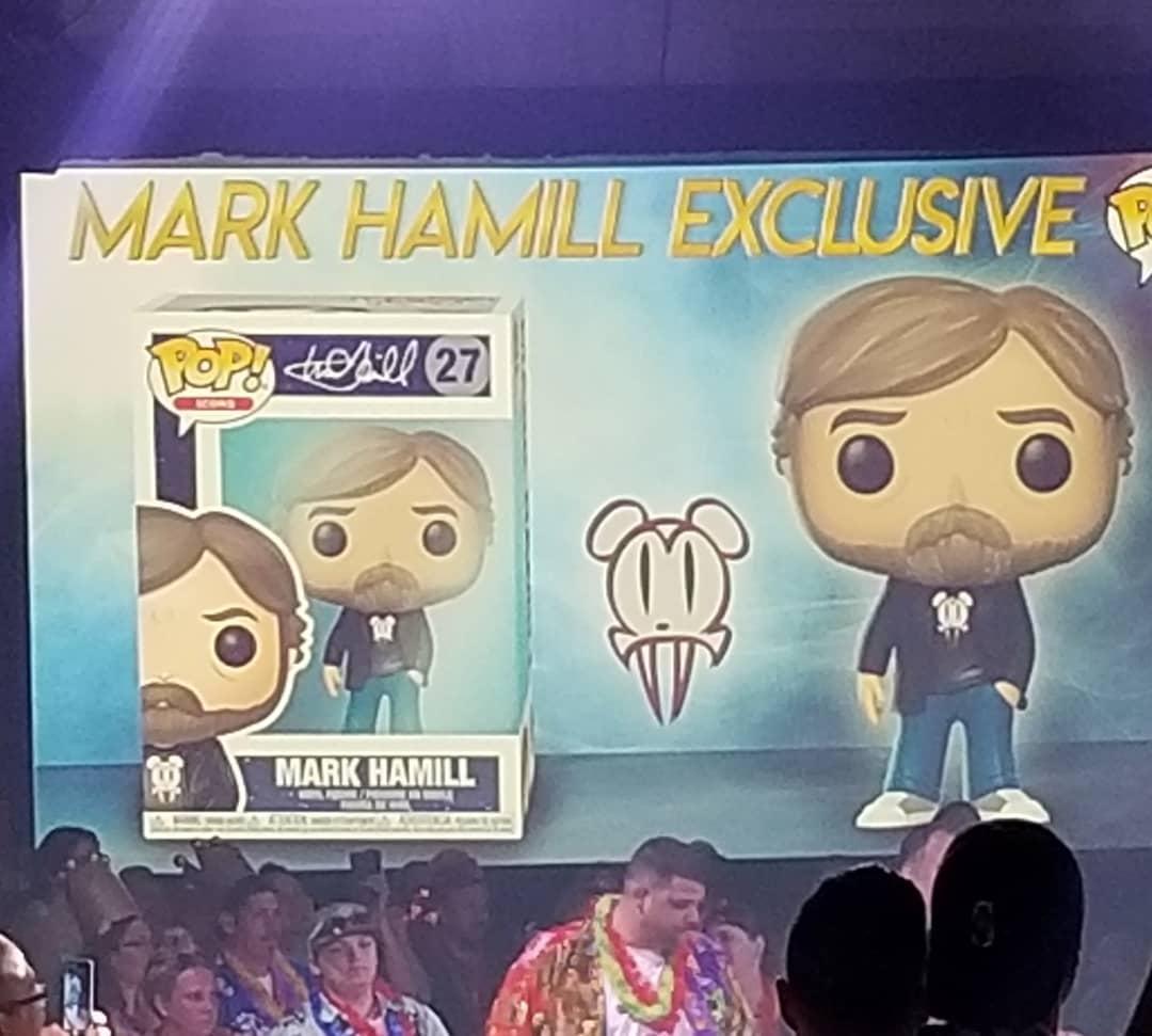 Funko Fundays Mark Hamill