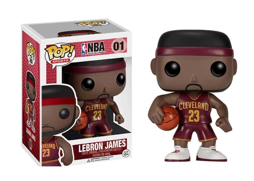 Funko Pop Lebron James