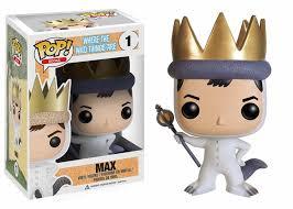 Funko Pop Max 1