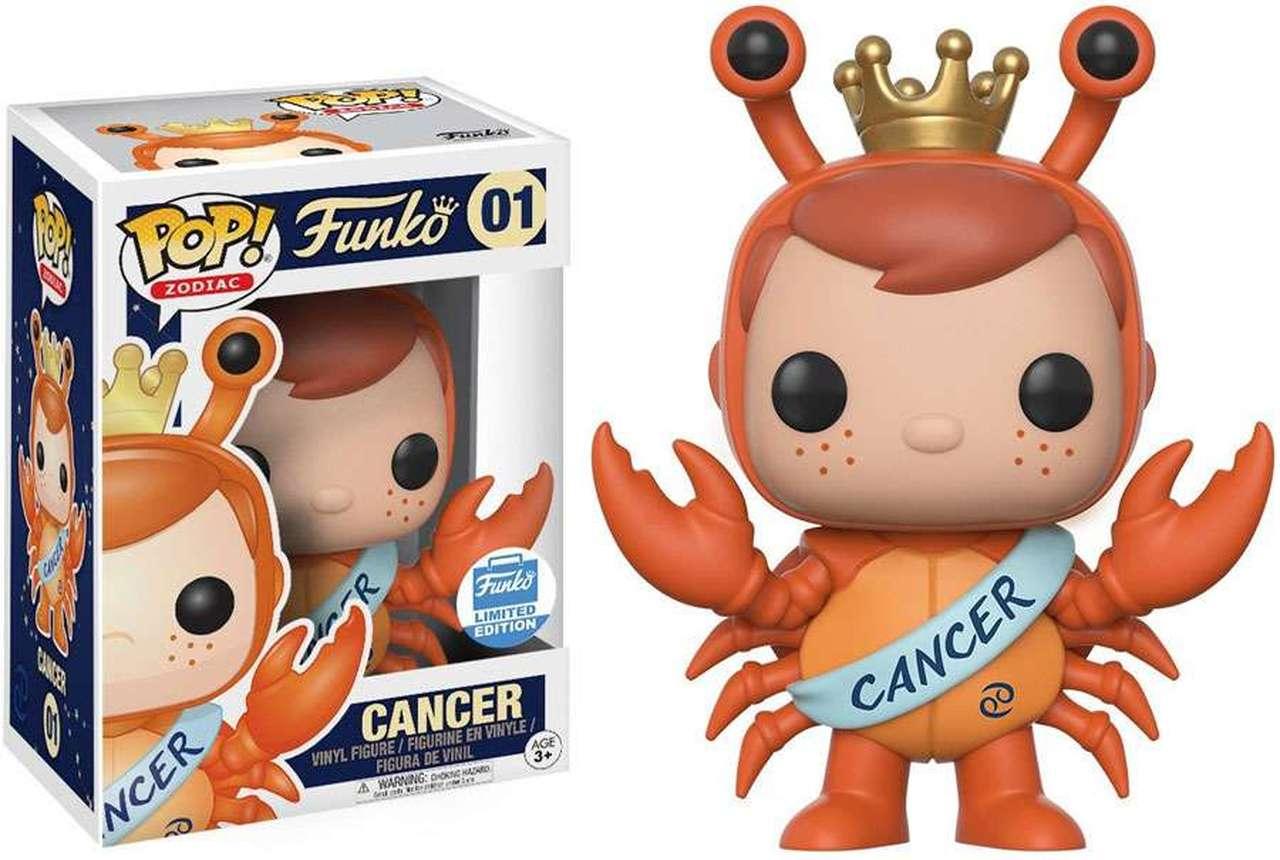 Funko Pop Cancer Freddy Funko
