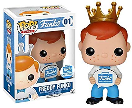 Funko Pop Freddy Funko