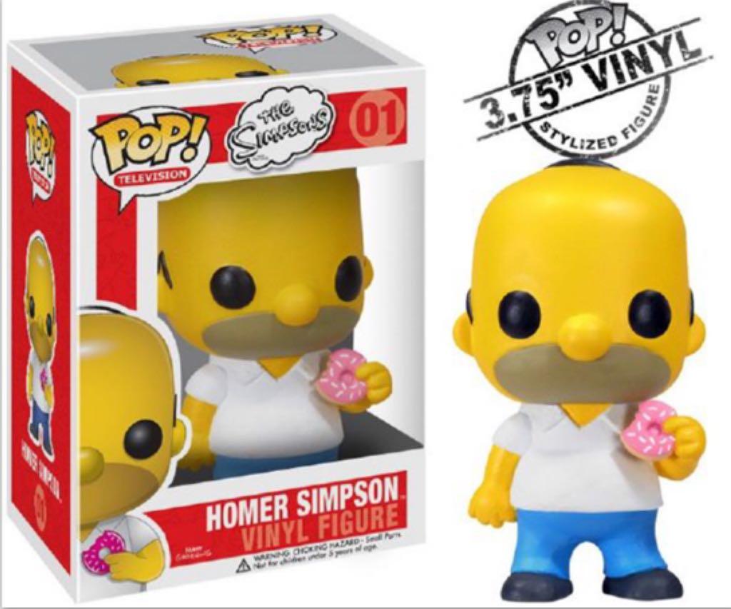 Funko Pop Homero Simpson