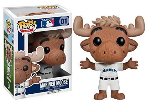 Funko Pop Mariners Moose