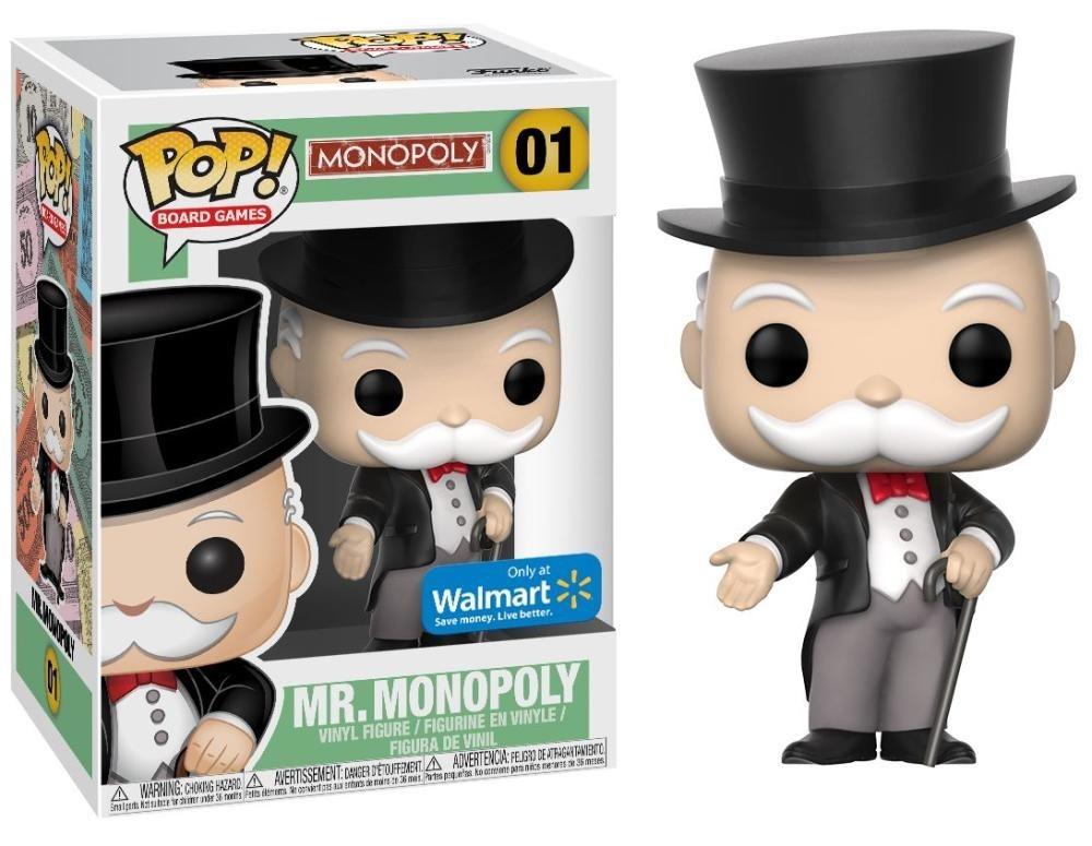 Funko Pop Mr Monopoly