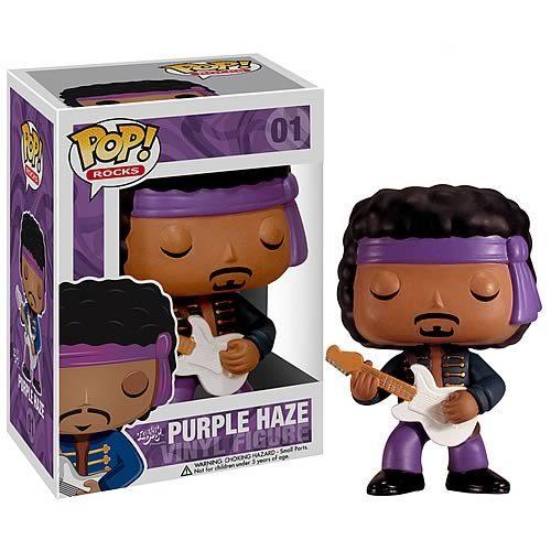 Funko Pop Purple Haze